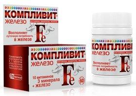 Витамины для поднятия ферритина