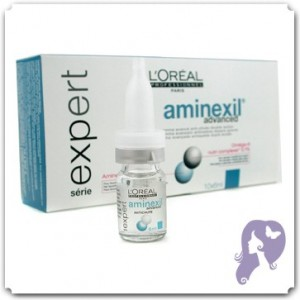 Ампулы LOreal Professional Aminexil Advanced от выпадения волос