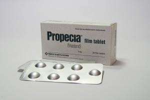 «Пропеция» - таблетки от облысения