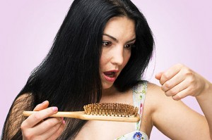 Выпадение волос у женищин