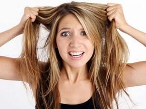 Маски для ломких волос