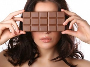 Шоколад для волос