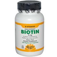 Биотин в витаминах для волос