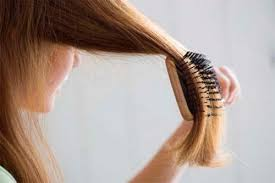 бороться  с  выпадением волос