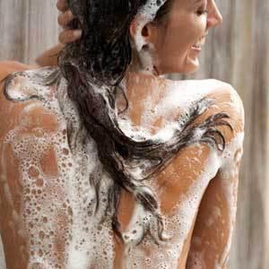 Мыло против выпадения волос