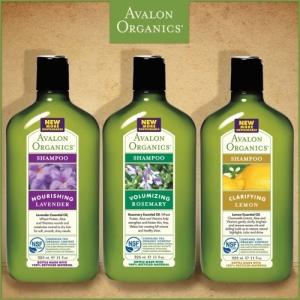 Органические шампуни