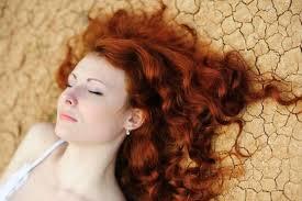 бронзовый цвет волос от  лука