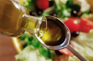 столовая ложка льняного масла