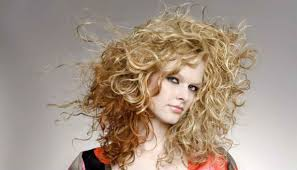 сожженные биозавивкой волосы