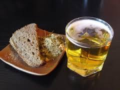 хлебная маска с пивом