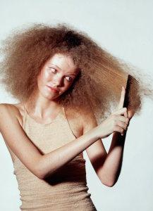 пористые волосы