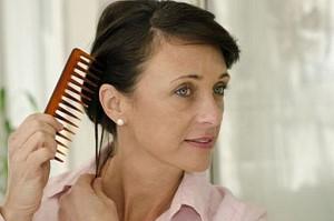 Выпадение волос при больной щитовидке