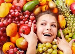 Лучшие  фрукты  для  здоровья  волос