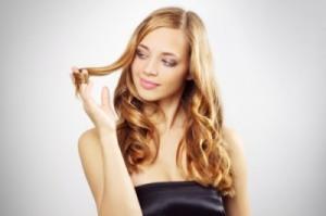 Маска для непослушных  кончиков волос