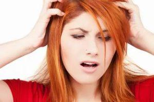 истончение волос