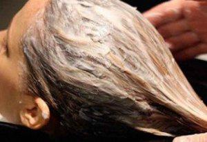 кефир и волосы
