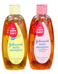 JohnsonsBaby шампунь