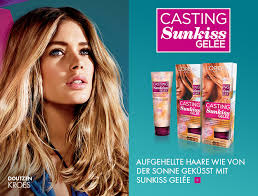 L'Oreal Casting SunKiss