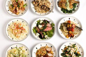 Блюда здоровое питание