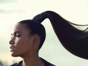 Туго собранные волосы - причина боли в корнях