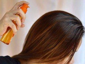 Спреи для защиты волос