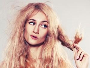 Сухие волосы - показание к применению ампул