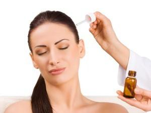 Лечение жирных волос маслами