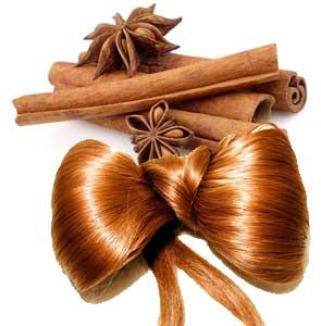 Маски для волос с корицей