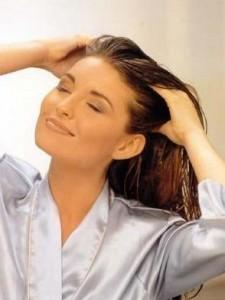 Массаж для укрепления волос