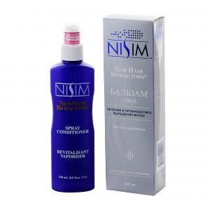 Спрей от выпадения волос Nisim