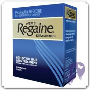 Шампуть Regaine от выпадения волос