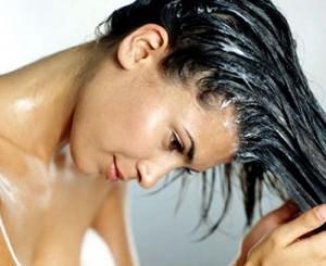 Маски против выпадения волос на основе соли