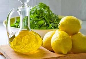 Лимонная маска для волос