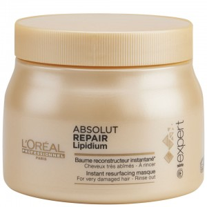 Профессиональная маска Absolut Repair Lipidum