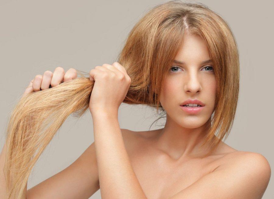 Почему ломаются волосы на концах