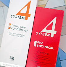 Био шампунь «System 4 Bio Botanical Shampoo»
