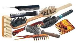 Неправильный выбор расчёски