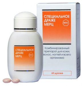 Комплекс витаминов против выпадения волос