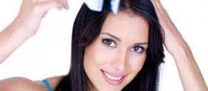 потеря  волос при менструации