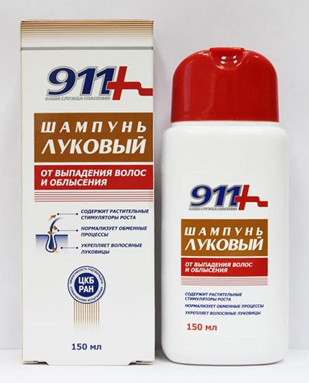 Шампунь против выпадения волос 911 купить