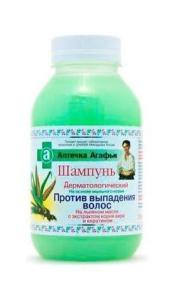5 шампуней от бабушки Агафьи против выпадения волос
