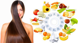 Витаминная маска против выпадения волос