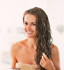 густые  волосы   от кефира