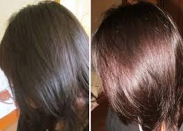 Крашение волос народными средствами