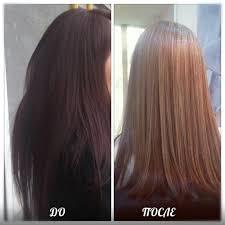 осветлить волосы кефиром