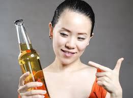 пиво для ухода  за  волосами
