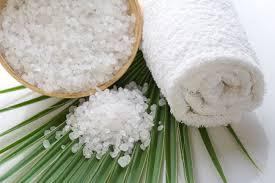 соль  от перхоти