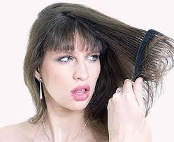 Уксус для сухих волос