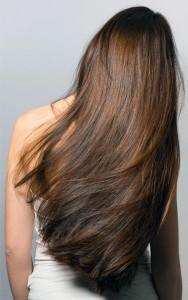 длинные волосы требуют заботы