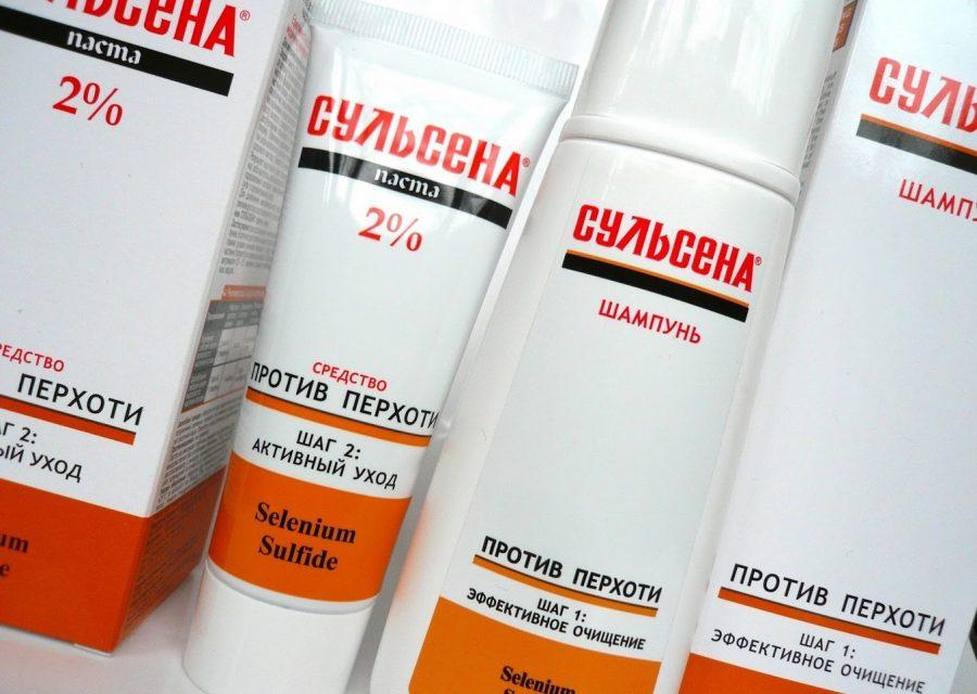 Сульсена против выпадения волос отзывы
